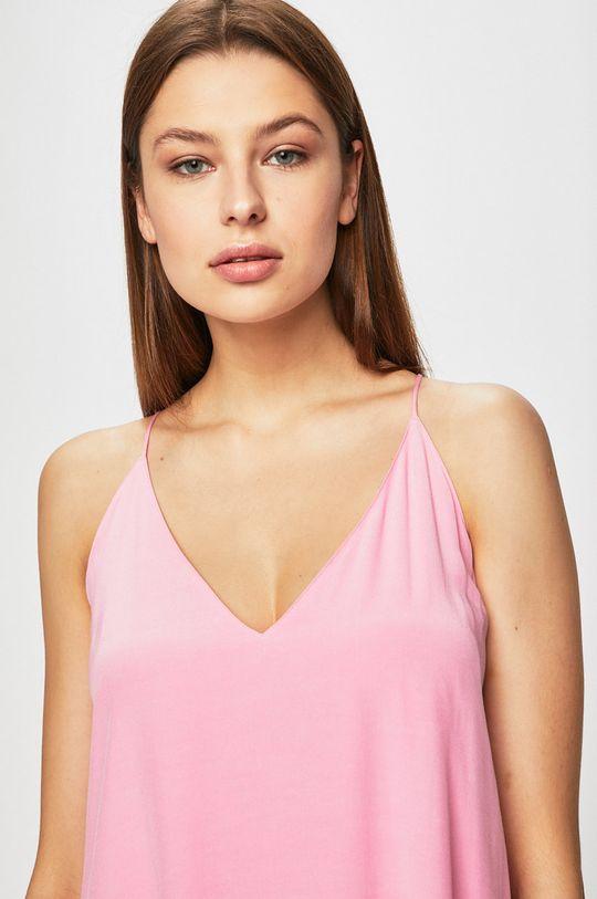růžová Calvin Klein Jeans - Šaty