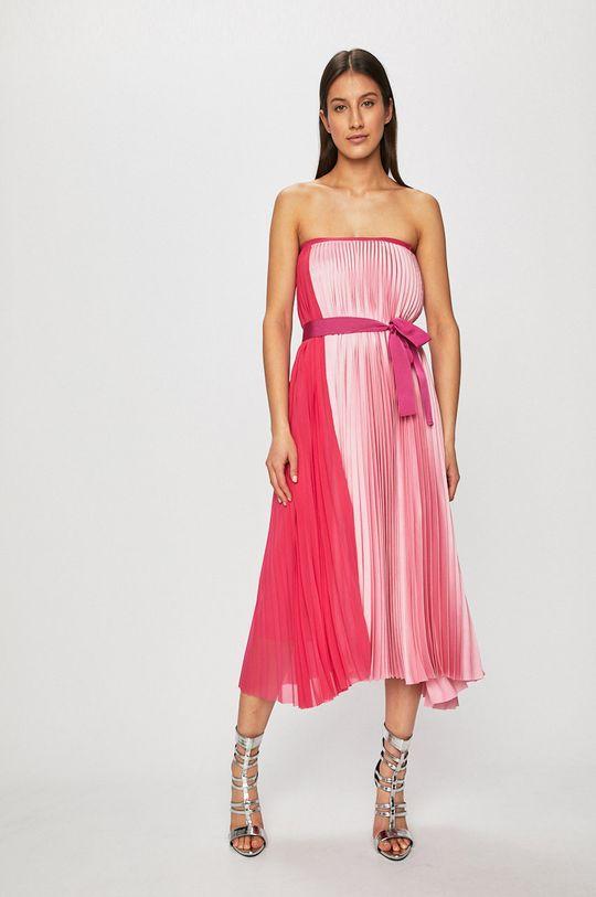 Pinko - Šaty Podšívka: 100% Polyester Hlavní materiál: 100% Polyester