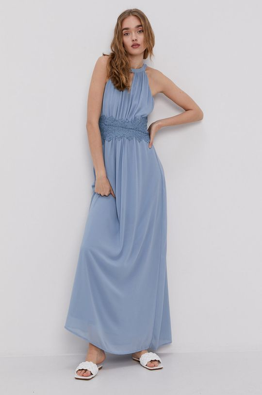 Vila - Šaty světle modrá