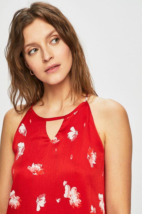 ostrá červená Only - Šaty
