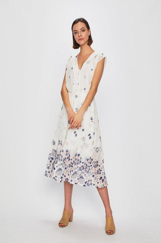 biały Pepe Jeans - Sukienka Candela Damski