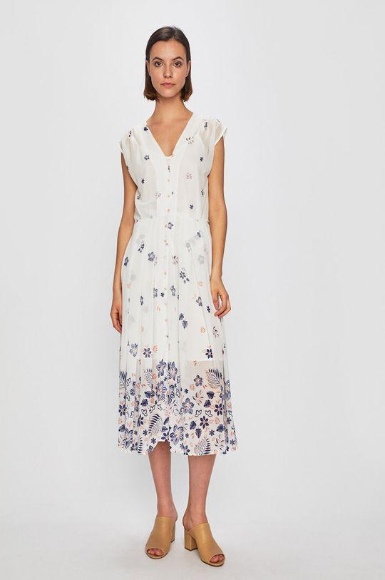 biały Pepe Jeans - Sukienka Candela