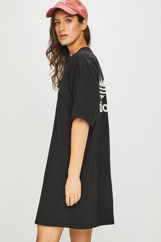 černá adidas Originals - Šaty Dámský