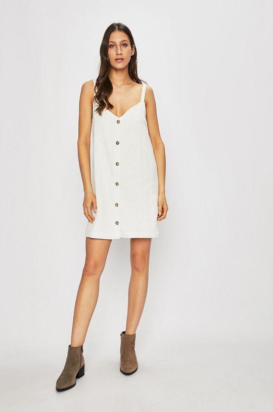 Review - Šaty biela
