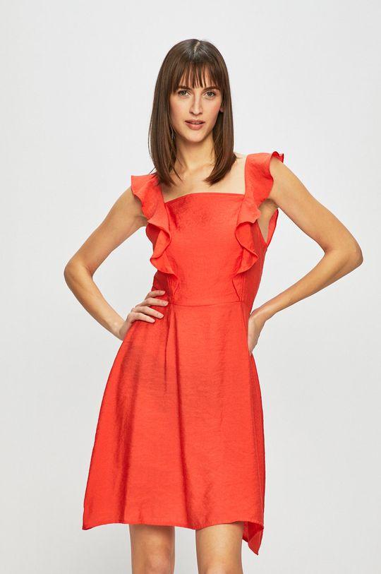 portocaliu Glamorous - Rochie De femei