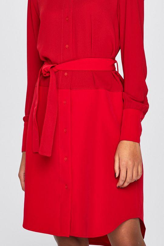 červená Armani Exchange - Šaty