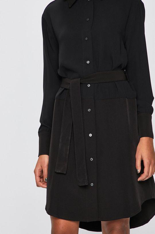 čierna Armani Exchange - Šaty