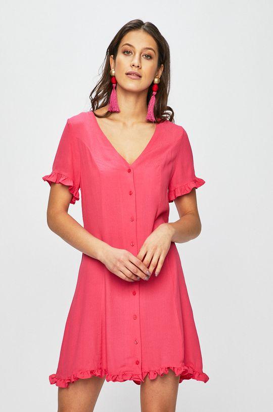 roz ascutit Glamorous - Rochie De femei