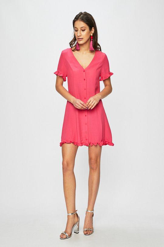 Glamorous - Rochie roz ascutit
