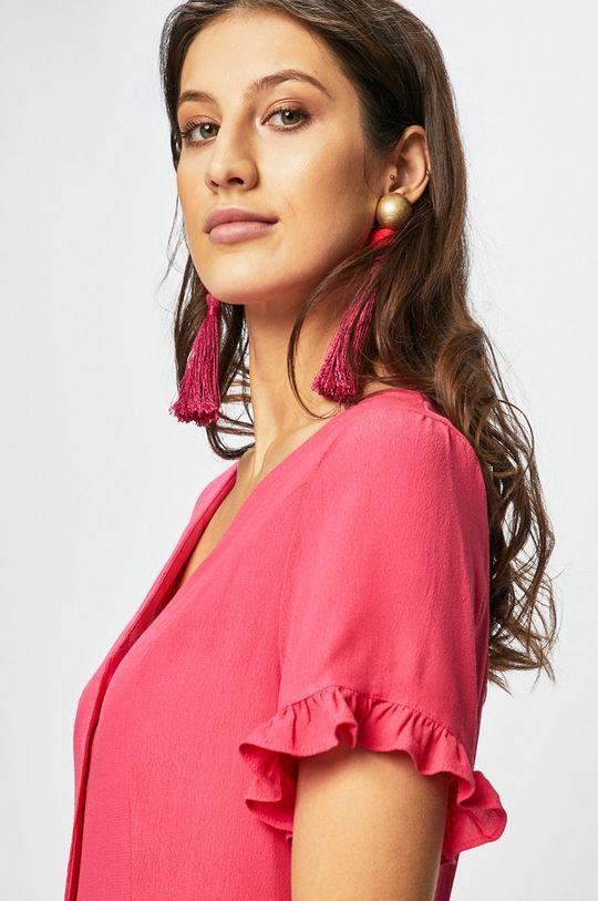 roz ascutit Glamorous - Rochie