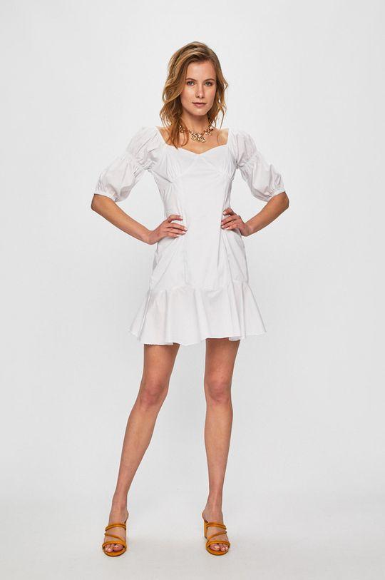 Glamorous - Rochie alb