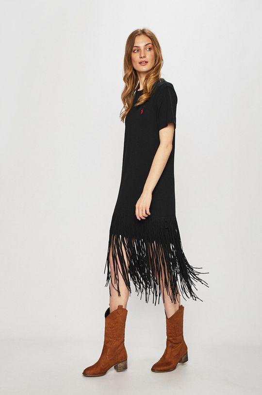 Polo Ralph Lauren - Šaty černá