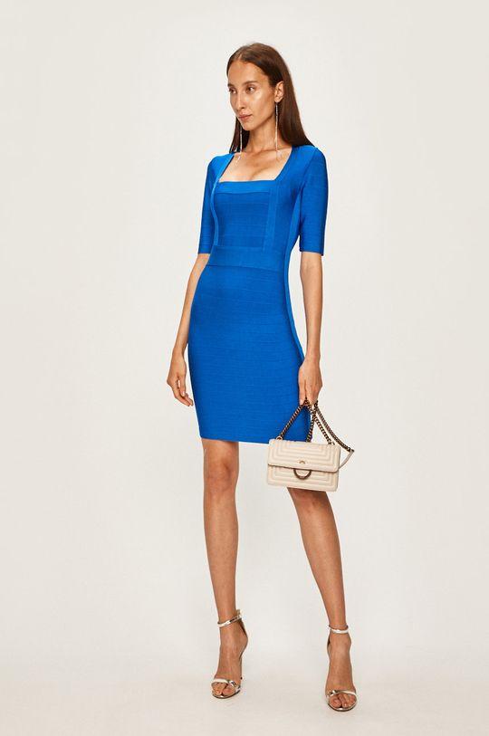 Guess by Marciano - Šaty modrá