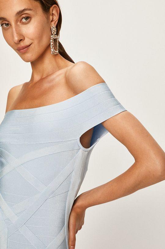 svetlomodrá Marciano Guess - Šaty