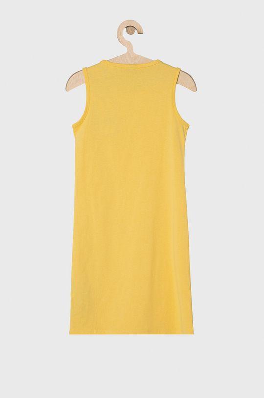 Guess Jeans - Dievčenské šaty 118-175 cm žltá