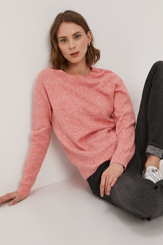 růžová Vero Moda - Svetr Dámský