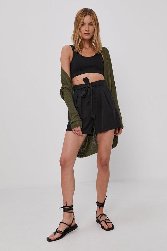 Vero Moda - Szorty czarny