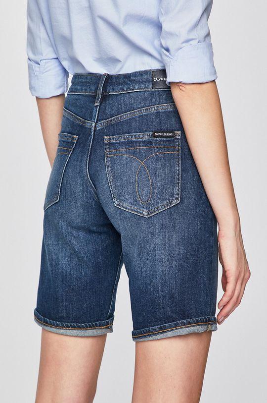 Calvin Klein Jeans - Kraťasy Hlavní materiál: 98% Bavlna, 2% Elastan