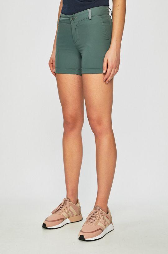 verde murdar Columbia - Pantaloni scurti De femei