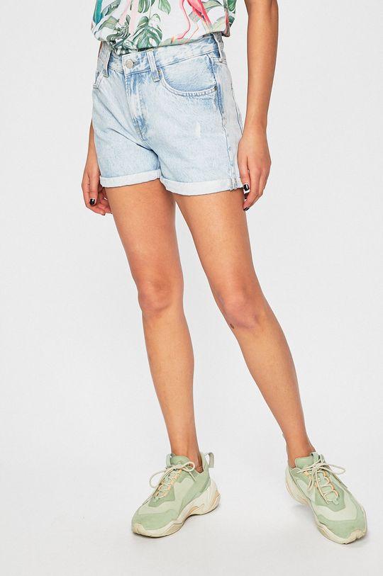 kék Pepe Jeans - Rövidnadrág Mable Short Női