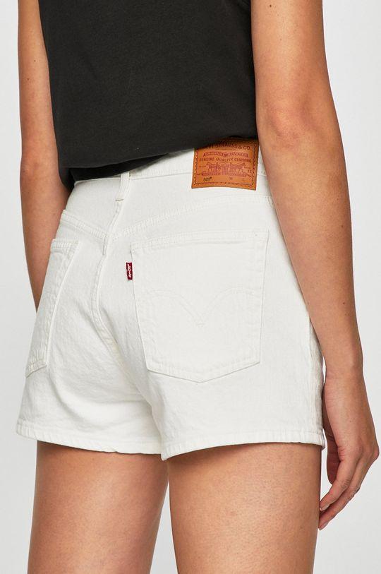 Levi's - Pantaloni scurti 97% Bumbac, 1% Elastan, 2% Poliester