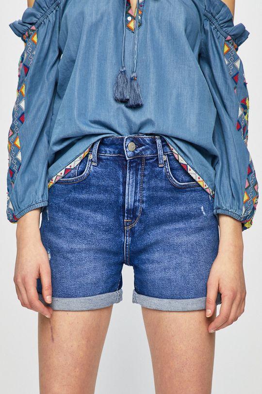 kék Pepe Jeans - Rövidnadrág Mary Női