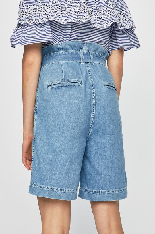 Pepe Jeans - Rövidnadrág Phoebe  Jelentős anyag: 100% pamut Zseb beles: 35% pamut, 65% poliészter