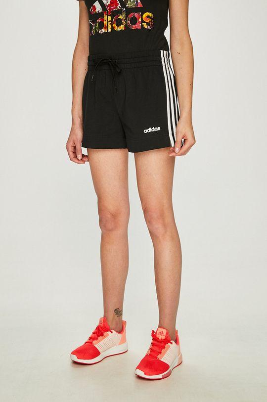 fekete adidas Performance - Rövidnadrág Női