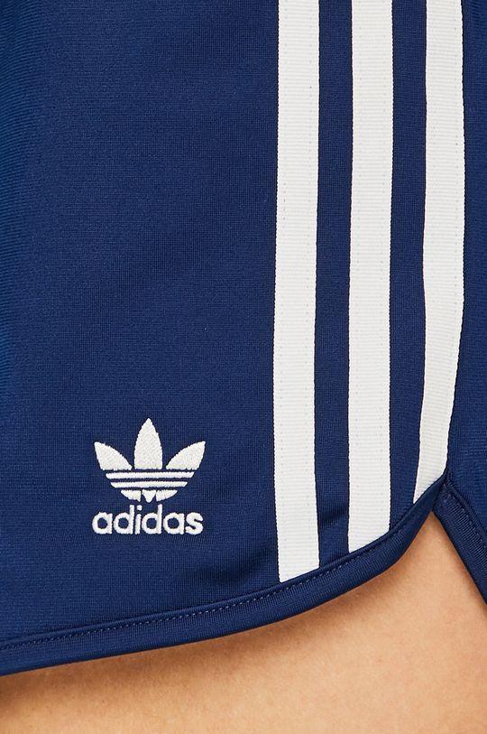 tmavomodrá adidas Originals - Šortky
