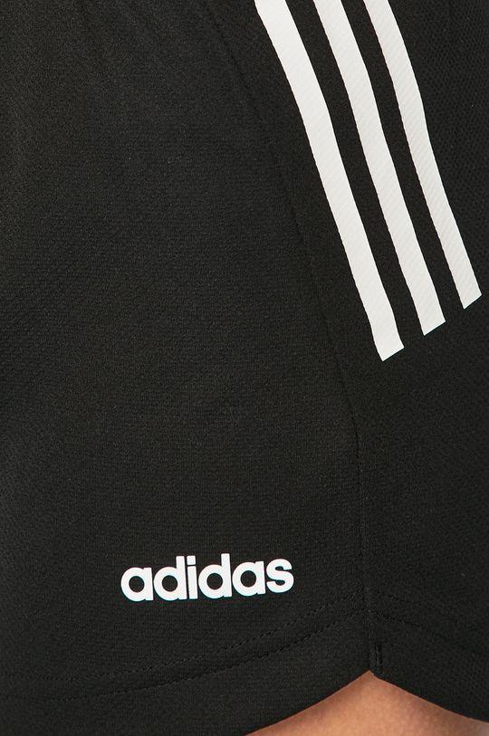 fekete adidas Performance - Rövidnadrág