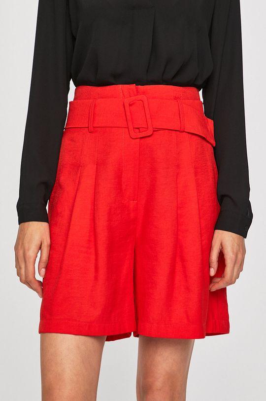 rosu Glamorous - Pantaloni scurti De femei