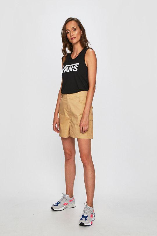 Glamorous - Pantaloni scurti culoarea tenului