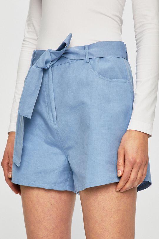 albastru Glamorous - Pantaloni scurti De femei