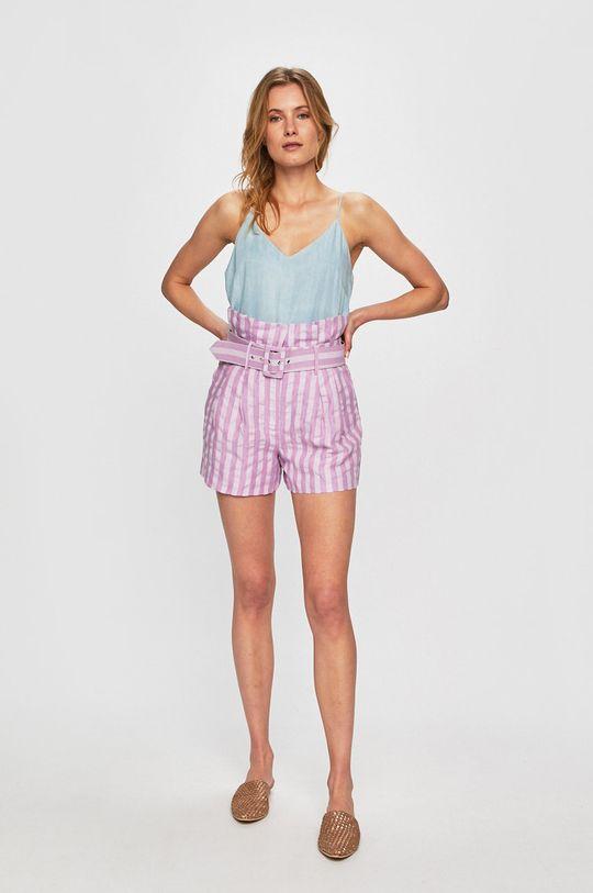 Glamorous - Pantaloni scurti violet