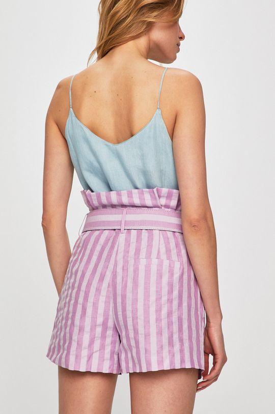 Glamorous - Pantaloni scurti Captuseala: 100% Viscoza Materialul de baza: 42% Bumbac, 3% Elastan, 55% Poliester