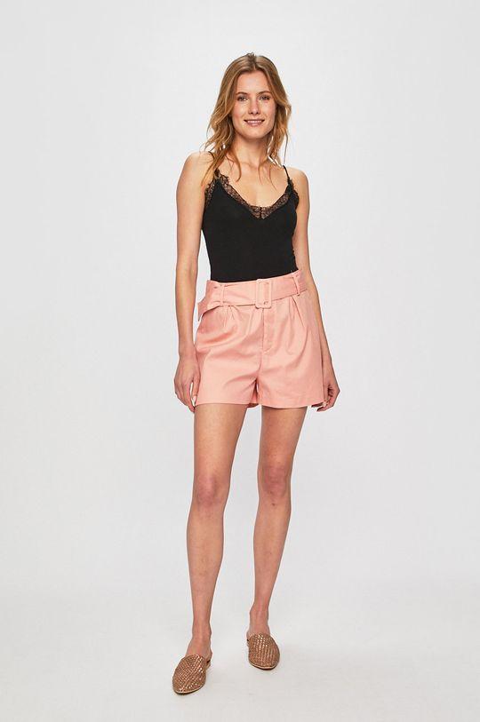 Glamorous - Pantaloni scurti piersic