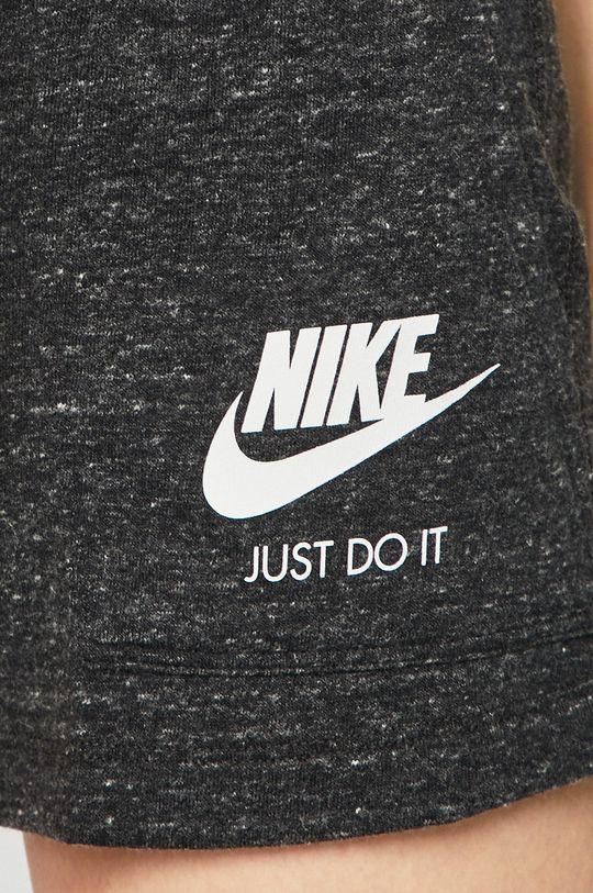 šedá Nike Sportswear - Kraťasy