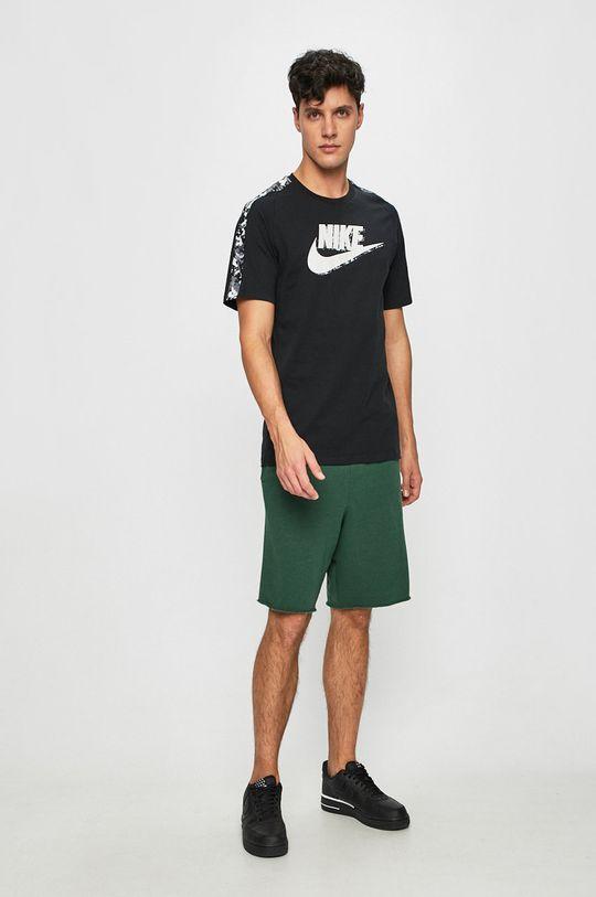 Nike Sportswear - Kraťasy zelená