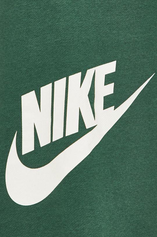 zelená Nike Sportswear - Kraťasy