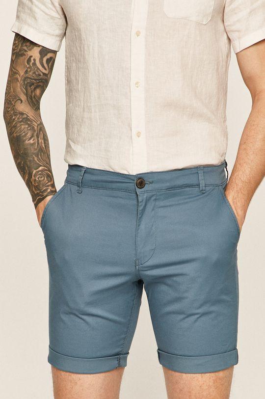 albastru Selected - Pantaloni scurti De bărbați