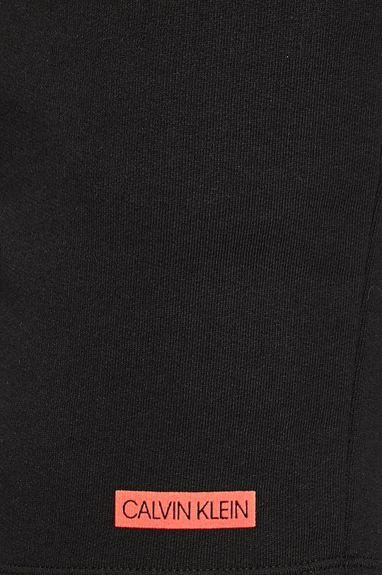 fekete Calvin Klein Jeans - Rövidnadrág Terry Short
