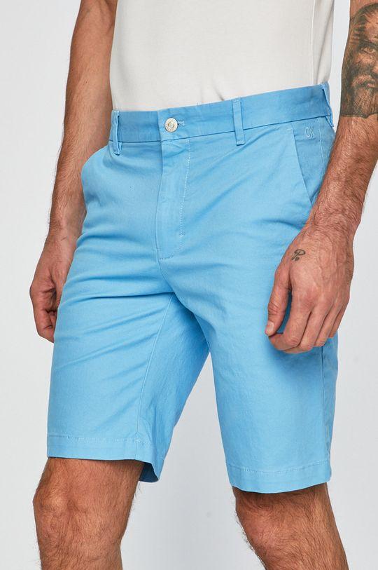 světle modrá Calvin Klein Jeans - Kraťasy