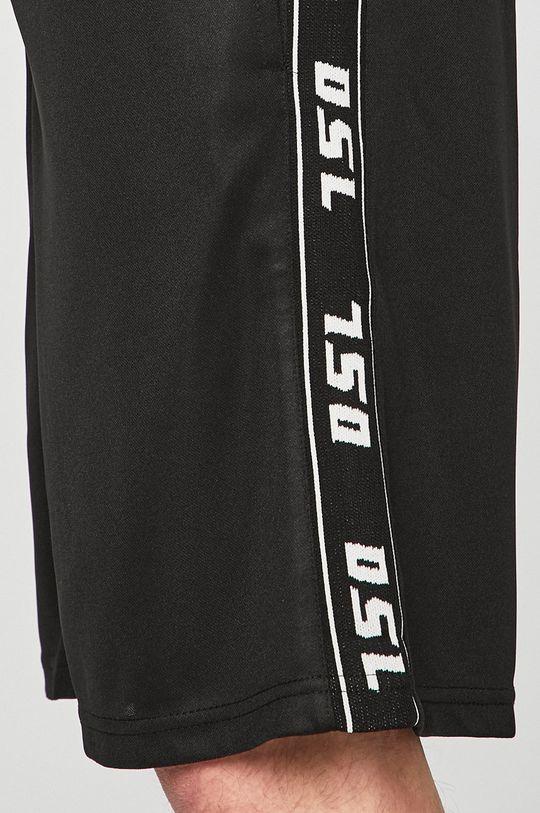 černá Diesel - Kraťasy