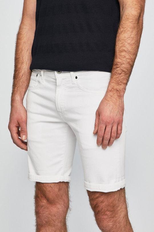 biela Pepe Jeans - Pánske šortky Cane Pánsky