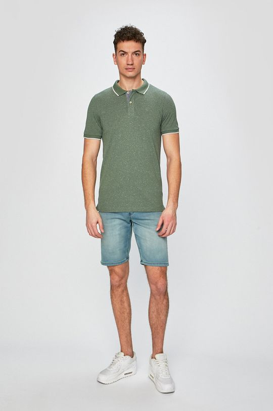 Produkt by Jack & Jones - Pánske šortky svetlomodrá