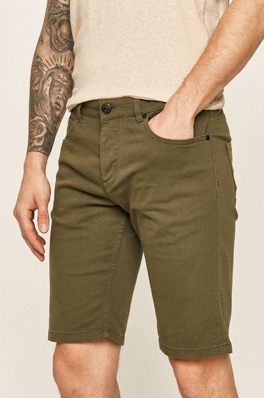 verde Produkt by Jack & Jones - Pantaloni scurti De bărbați