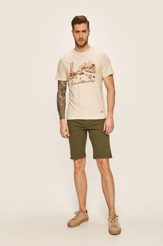 Produkt by Jack & Jones - Pantaloni scurti verde