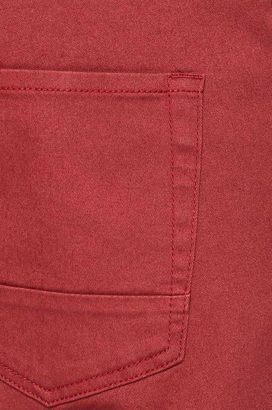 mahagónová Produkt by Jack & Jones - Pánske šortky