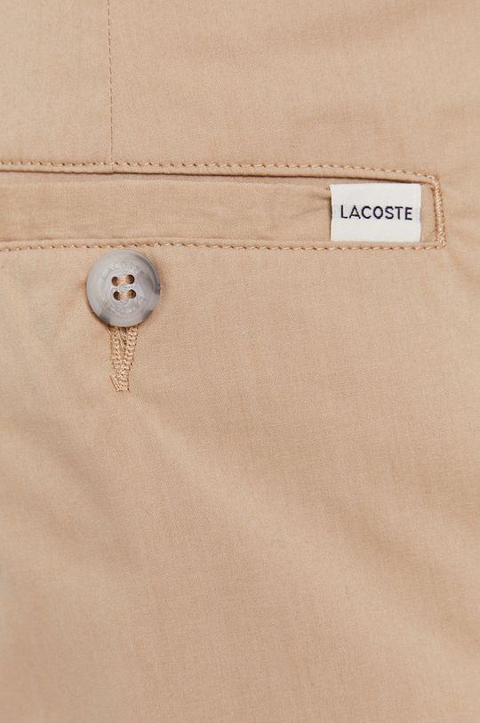béžová Lacoste - Kraťasy