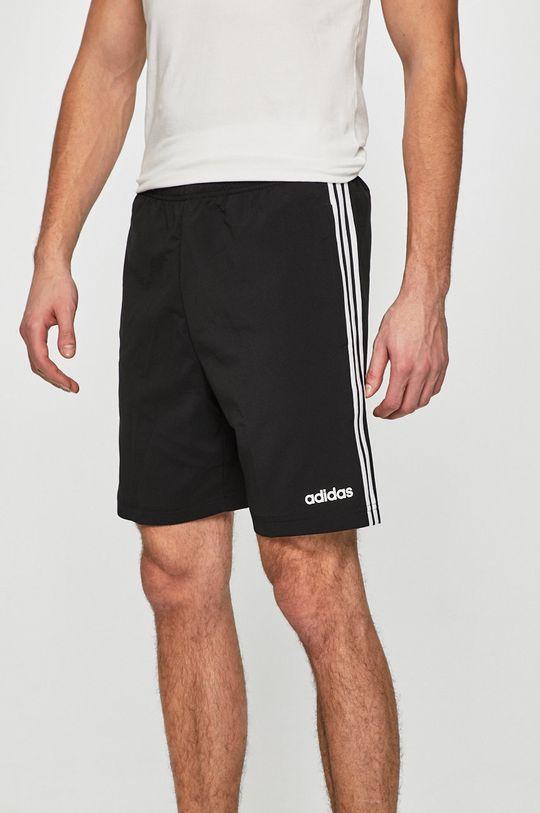 černá adidas Performance - Kraťasy Pánský